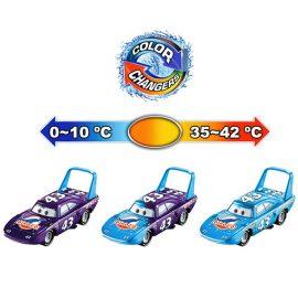 """Кралят с промяна на цвета - Strip Weathers a.k.a. """"The King"""" - Disney / Pixar Cars Color Changers"""