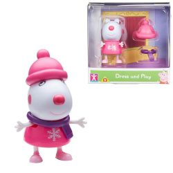 Suzy Sheep Peppa Pig Dress & Play S4