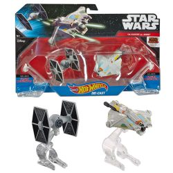 TIE Fighter vs. Ghost  двойка кораби Star Wars Hot Wheels DLP58 CGW90