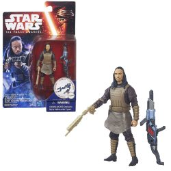 Tasu Leech (Kanjiklub Gang Leader) Star Wars The Force Awakens B3445