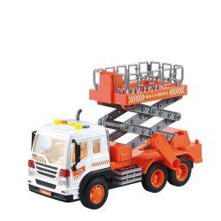 Камион с вишка 26см със звук City Service Wrecker 1:16 1704A199