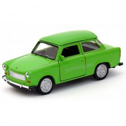Trabant 601 умален модел в мащаб 1:34÷1:39 Welly