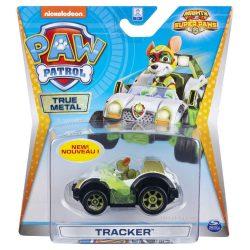 Тракер с метална кола Paw Patrol Tracker True Metal Mighty Pups 6053257