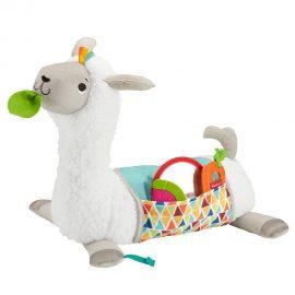 Плюшена Лама Tummy-Time-Llama Fisher Price FXC36