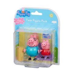ПепаТатко Peppa Pig Playset - Living Room Twin Figure Pack