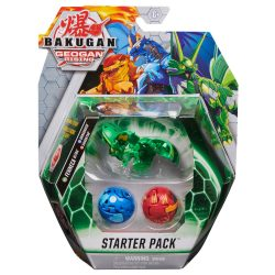 Fenneca, Sharktar, Dragonoid - Bakugan Starter Pack Geogan Rising 6061567/20129970