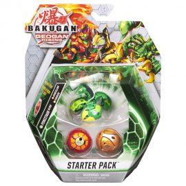 Pincitaur, Spartillion, Ferascal - Bakugan Starter Pack Geogan Rising 6061567/20133070