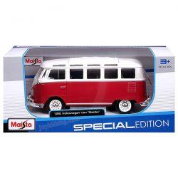 """Volkswagen Van """"Samba"""" 1:25 Maisto 31956"""