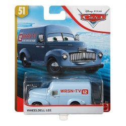 Whelldell Lee Disney / Pixar Cars