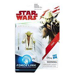 Star Wars YODA Force Link фигура