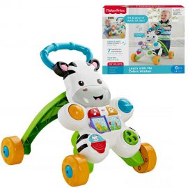 Проходилка - zebra walker Fisher Price DLD80