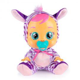 Плачещо бебе Зебра Cry Babies Zena IMC 80140