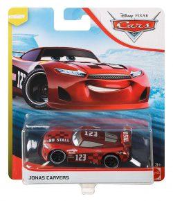 Jonas Carvers - Disney / Pixar Cars